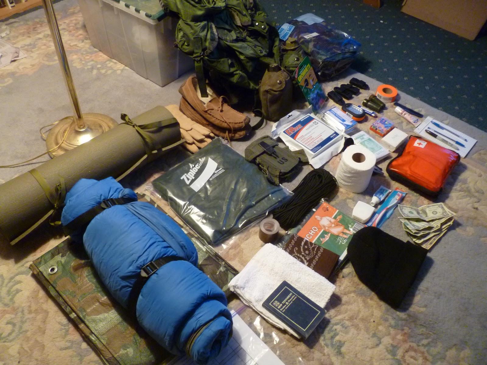 Bug Out Bag Contents Molle Vests – Best B...